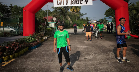 City Ride 4th Edition 2018 Cycling Event