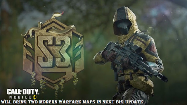 Call of Duty Mobile Will Bring Two Modern Warfare Maps in Next Big Update