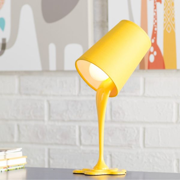 15 Uniquely Cool Bedside Table Lamps