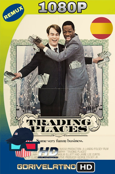 Trading Places (1983) BDRemux 1080p Castellano-Ingles MKV