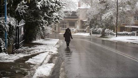 Καλλιάνος: Έρχεται χιονιάς διάρκειας 3 ημερών