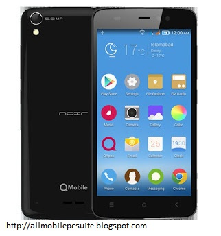 QMobile Android Latest Version PC Suite Free Download For Windows