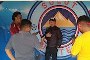 Laga Uji Coba, Sulut United Menang Telak 8-1 Lawan Klabat Jaya Sakti