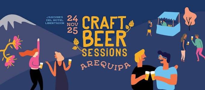 Craft Beer Session Arequipa, 24 y 25 de noviembre