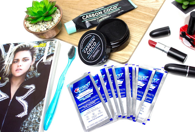 crest, carbon coco, charcoal toothpaste