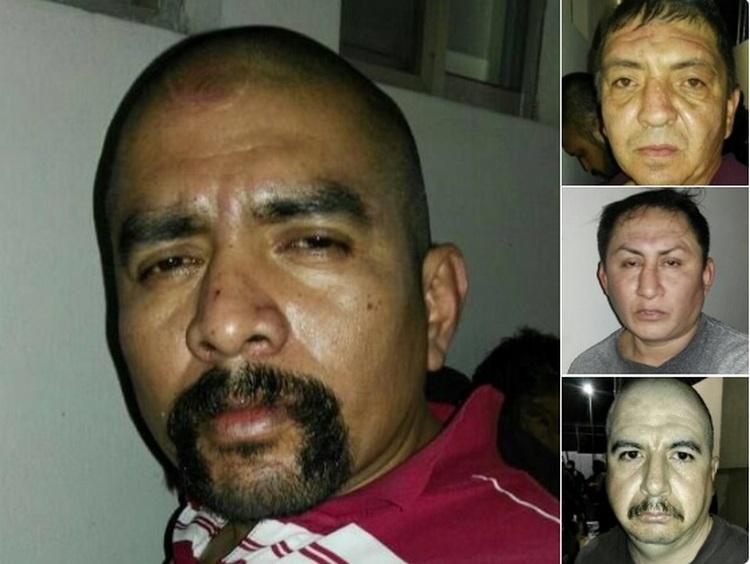 """Cae el """"Comandante Cano"""", jefe regional Zetas Vieja Escuela y 3 escoltas en Ciudad Victoria"""
