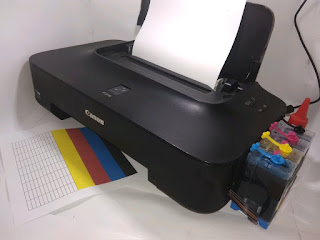 Tutorial Reset Printer Canon iP2770