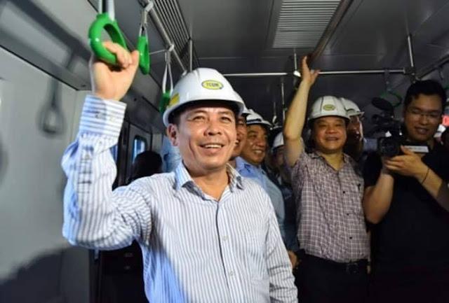 Cát Linh – Hà Đông: Nhà thầu Trung Quốc giỡn mặt với nhân dân VN lâu rồi đó