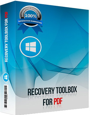 Recovery Toolbox for PDF 2.7.15.0 poster box cover