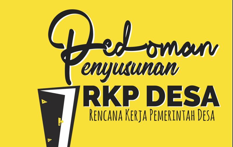 Download Panduan Penyusunan RKP Desa Tahun  Download Panduan Penyusunan RKP Desa Tahun 2021