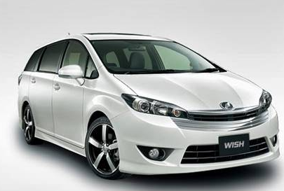2018 Toyota Wish Review