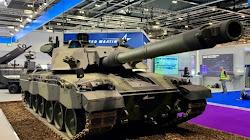 RBSL giới thiệu xe tăng chiến đấu chủ lực thay đổi cuộc chơi tại DSEI