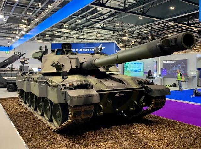 Tank Challenger 3