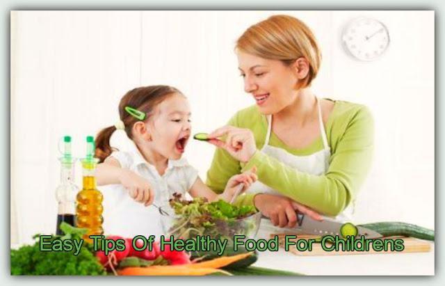 How To Get Healthiest Food On Nutrition for Your Children