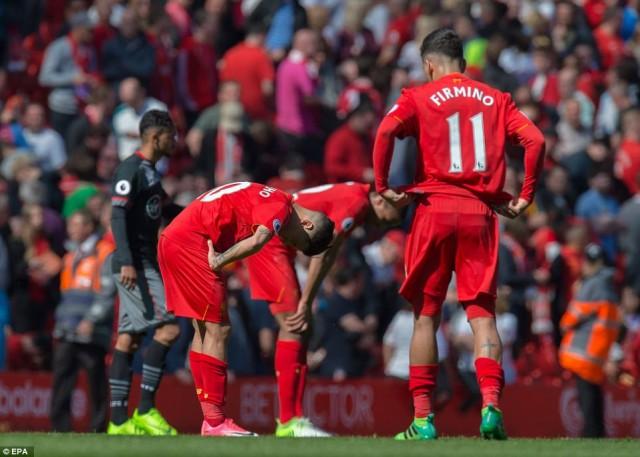 Hasil Pertandingan Liverpool vs Southampton: Skor 0-0