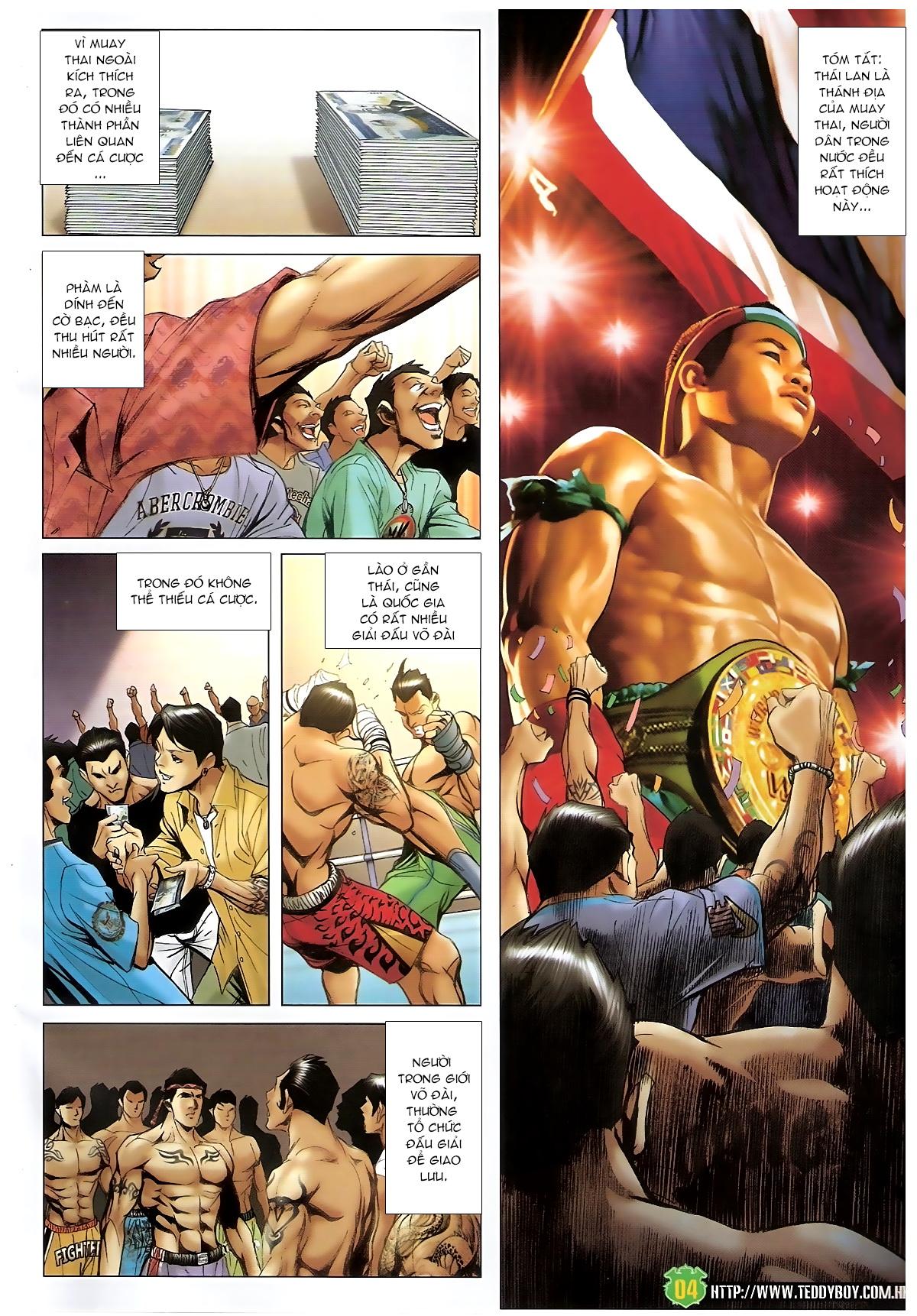 Người Trong Giang Hồ - Chapter 1397: Anh hùng cúi đầu - Pic 3