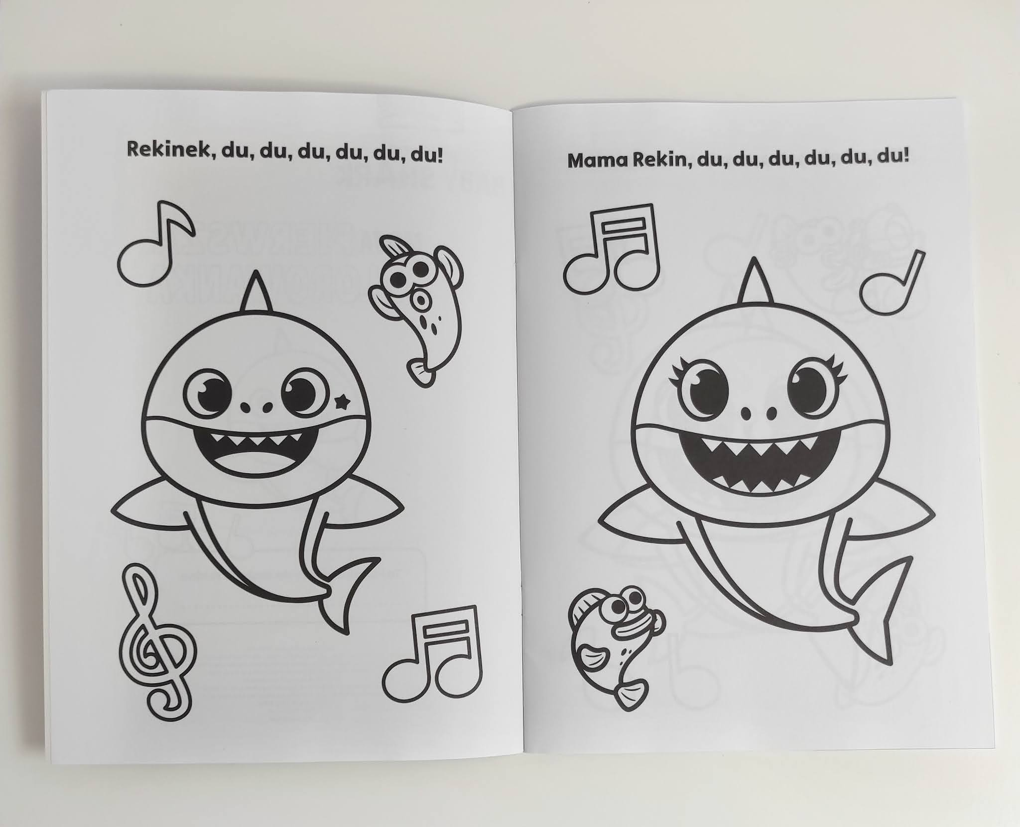 Pinkfog Baby Shark
