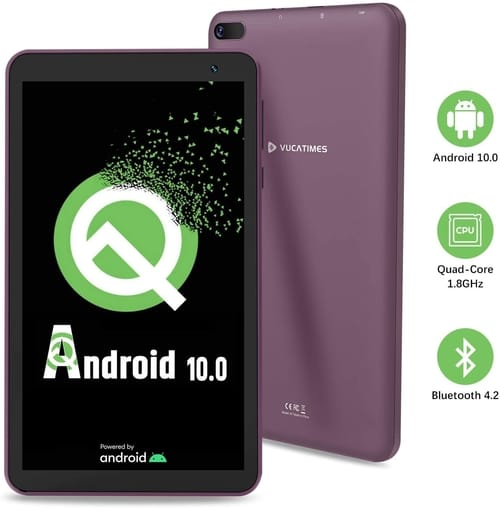 Review VUCATIMES N7 IPS HD Tablet 7-Inch Android 10.0