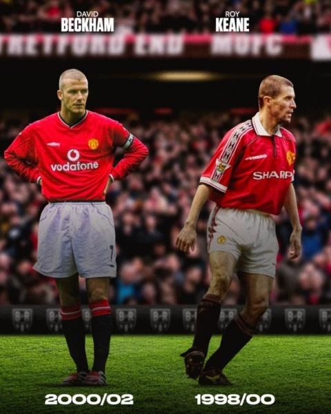 Mẫu áo đấu MU 1998 - 2002
