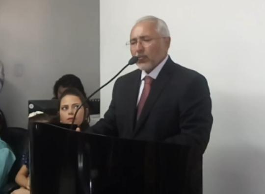 Prefeito Padre Eraldo tem 91%  de reprovação, aponta pesquisa