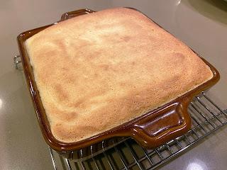 Lemon Pudding Cake by freshfromthe.com