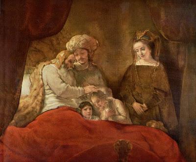 A Bênção de Efraim e Menashe