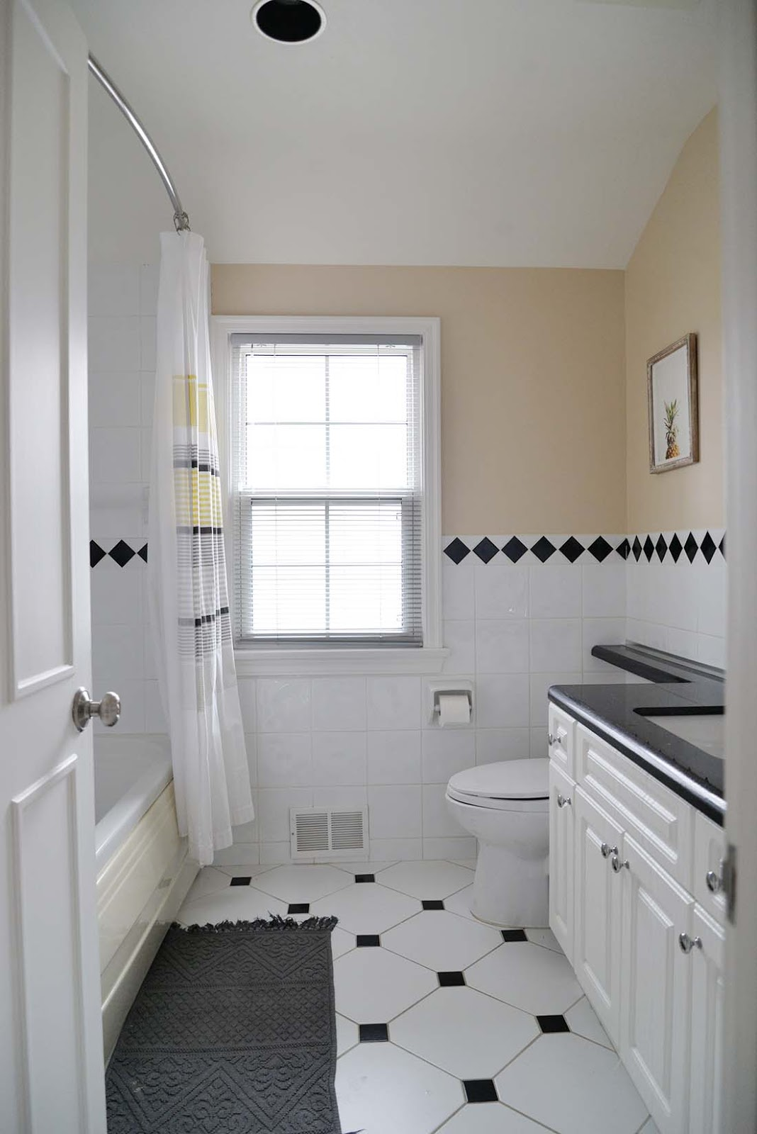 one room challenge bathroom renovation