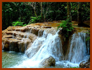 Huai Rong Waterfall, Phrae