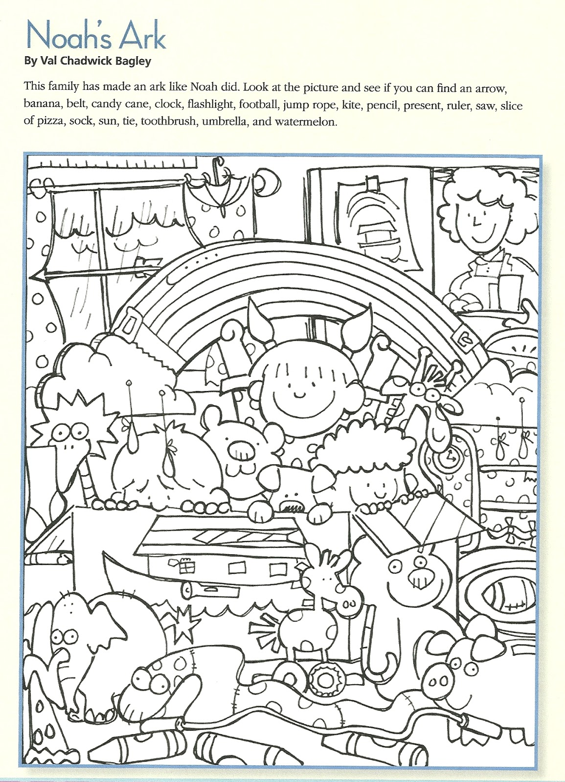 Lds Coloring Pages Service