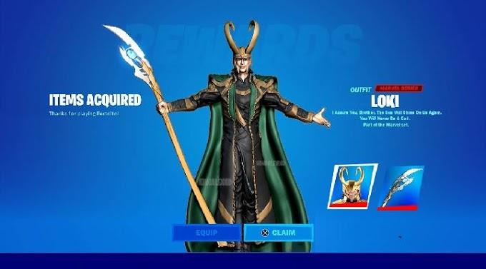 Fortnite: Como obter a pele de Loki na 7ª temporada