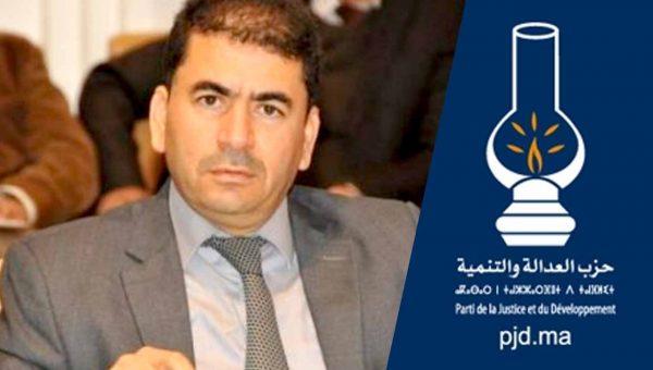 """زلزال آخر يضرب البيجيدي بعد إلتحاق البرلماني """"نور الدين قشبيل """" بحزب الأحرار ، وأخنوش يستقبله بالأحضان"""