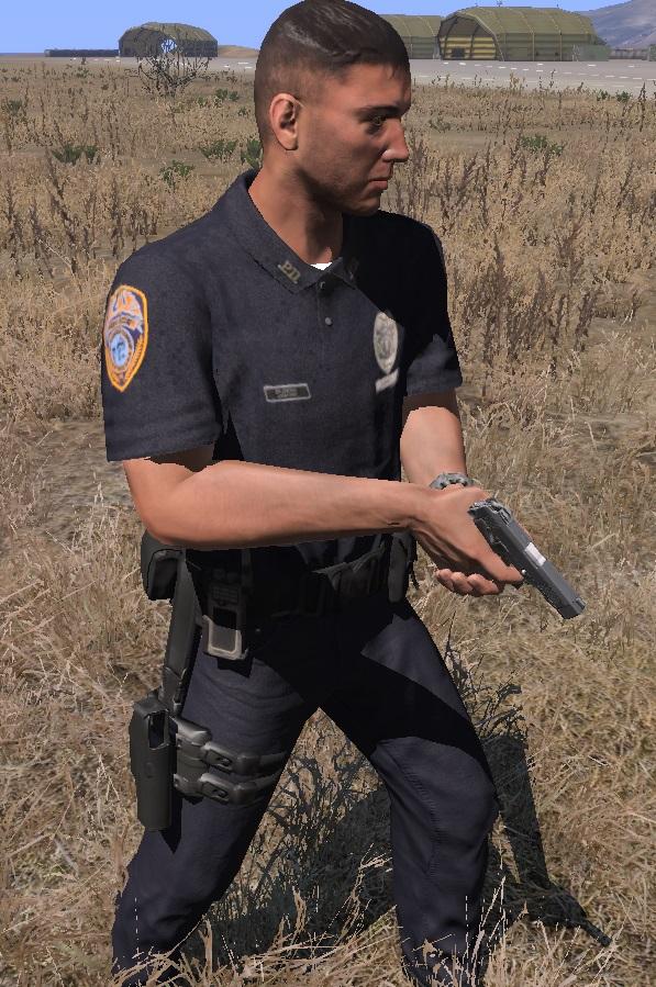 Arma 3 Polizei Uniform