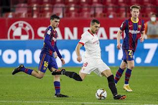 Sevilla vs Barcelona Preview and Prediction 2021