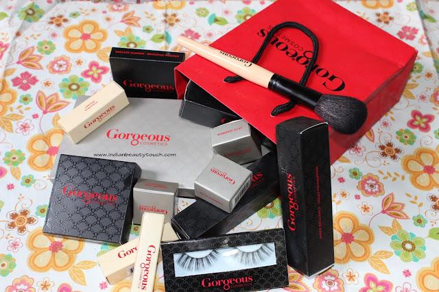 Gorgeous Cosmetics India