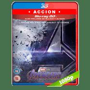 Avengers: Endgame (2019) 3D SBS 1080p Audio Dual Latino-Ingles