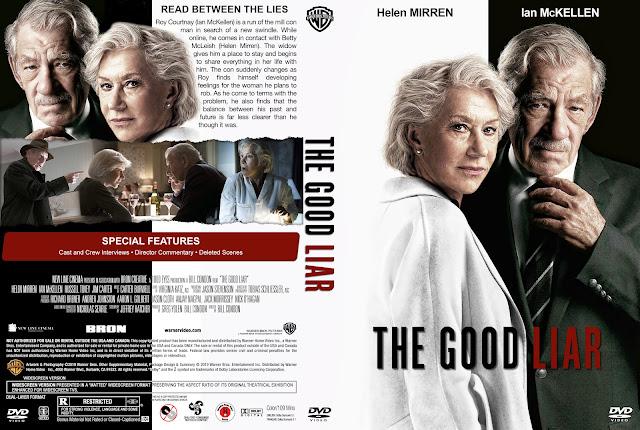 The Good Liar DVD Cover