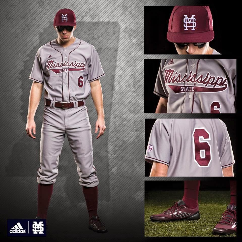 Hail State Baseball Uniform Tracker The 17 Combinations