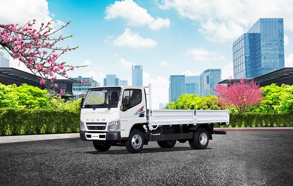 FUSO Canter,