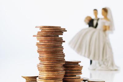 risparmiare matrimonio