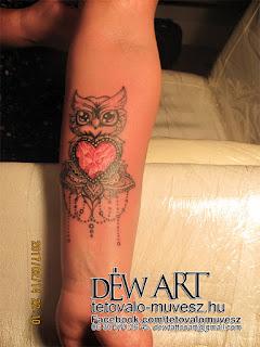 2017, alkar tetoválás minta, gyémánt tetoválás, Nagyvati David, gyémántos tetoválás, déw art, egyedi tetoválás, csajos tetoválás minta, bagoly tattoo, Szeged tetoválás, szeged, tetováló művész,