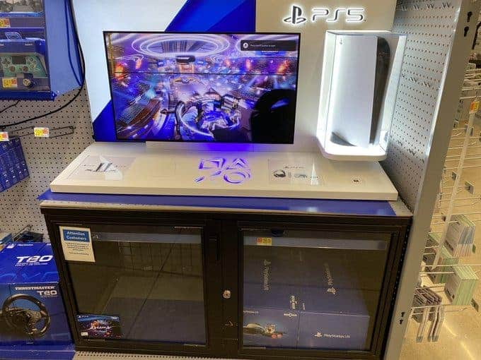 Sony PlayStation 5 Mysteriously Caught Over Heated In a Retail Store