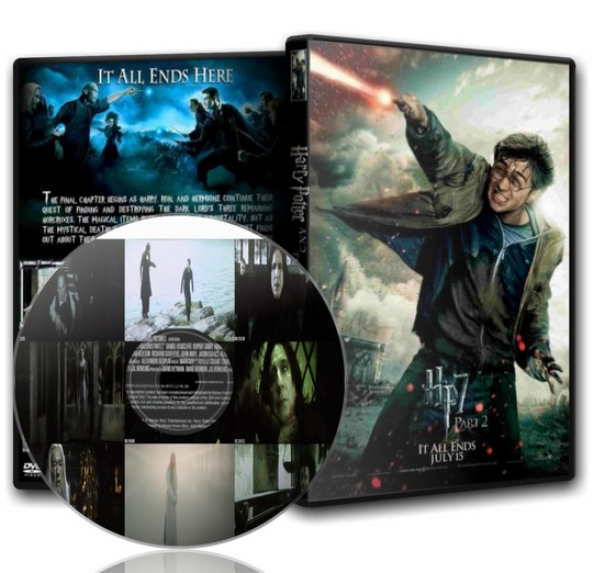 Harry Potter And The Deathly Hallows: Part 2 (2011) TS