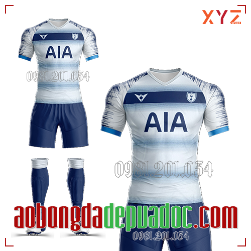 Áo Tottenham 2019 Training