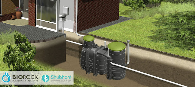 Zero Energy - Sewage Treatment Plant