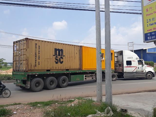 Bán Container Tại Duyên Hải, Trà Vinh