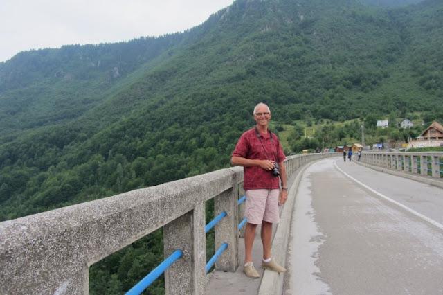 Montenebgro, Tarakloof, brug