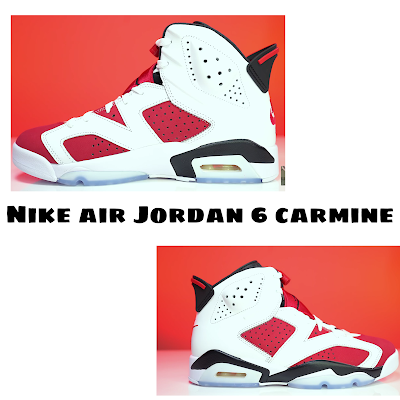 Air Jordan 6 Carmine  Leaks and Review