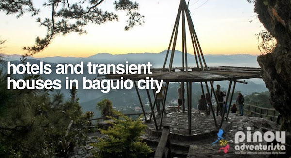 BAGUIO HOTELS & TRANSIENT HOUSES with Promos and Huge Discounts for 2021