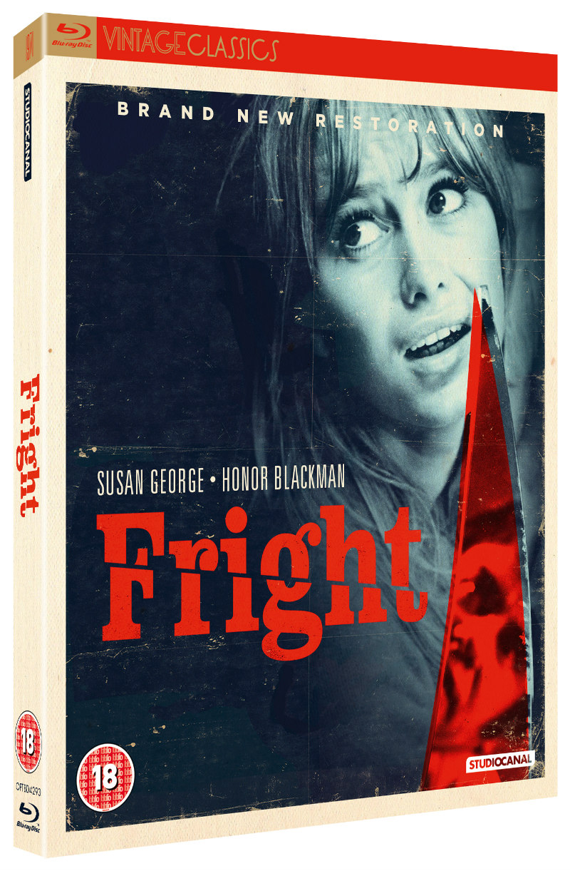fright bluray