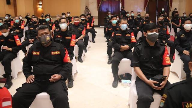 Polri Adakan Pelatihan 2.284 Orang Jadi Tracer Covid-19